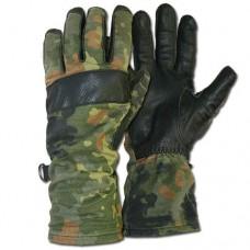 Камуфляжные перчатки BW. БУ