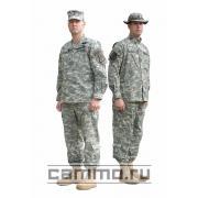 Огнеупорный боевой костюм FR ACU. UCP. США