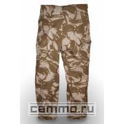 Армейские ветроустойчевые штаны. Британия. Оригинал. Windproof. DDPM. Б/У.