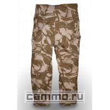 Армейские ветроустойчевые штаны. Британия. Оригинал. Windproof. DDPM.