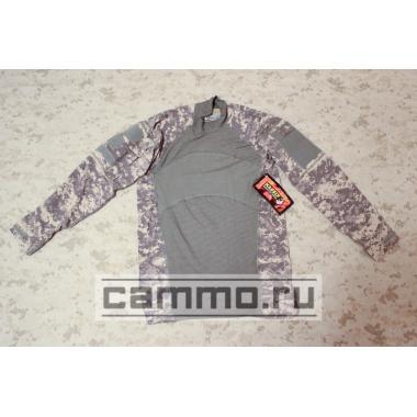 Боевая огнеупорная рубаха Massif Army Combat Shirt UCP US.
