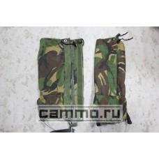 Армейские гамаши из ткани Goretex. Оригинал. Британия. БУ