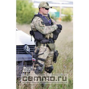 Огнеупорный костюм боевых подразделений США. Multicam. ACU.