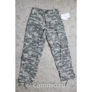 Армейские штаны UCP ACU. NyCo 50/50. Оригинал из США. Контрактные. Пропитка
