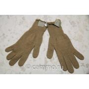 Перчатки вязанные. Армия США. Оригинал. Койот.