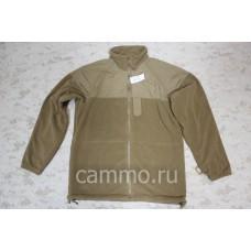 Флотская флисовая куртка к костюму Goretex AOR2. Оригинал. США
