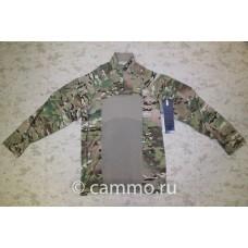 Боевая огнеупорная рубаха Massif Multicam ACS TYPE II. Оригинал. США