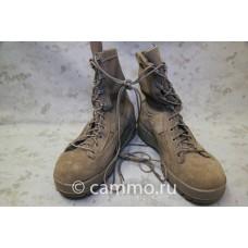 Армейские непромокаемые ботинки. Goretex. США. Контрактные. McRae. Койот