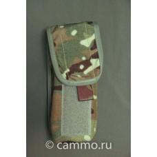 Подсумок MTP под 2 магазина SA80 / AK-74. Оригинал. Британия. Molle