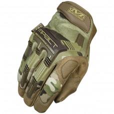 Перчатки Mechanix M-PACT Multicam.