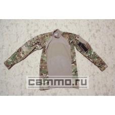 Боевая огнеупорная рубаха Massif Multicam ACS US.