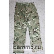 Боевые штаны в расцветке MTP. Ткань Windproof. Оригинал. Британия.
