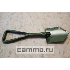 Армейская складная лопата. Оригинал. Германия. Б/У