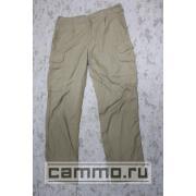 Палубные летние огнеупорные штаны. Хаки. Бундесмарин. Оригинал. Германия. Б/У