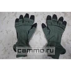 Летные перчатки для холодной погоды. Оригинал. Производство США.