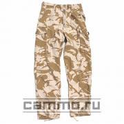 Легкие армейские штаны Desert DPM. Оригинал. Британия.