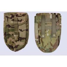 Армейский подсумок для лопаты Multicam Molle II. США. Оригинал